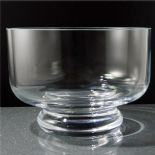 Personalised Engraved Glass Bowl, ref GRB1
